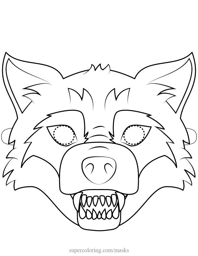 Mascaras De Monstruos Y Animales Para Halloween Bebeazul Top