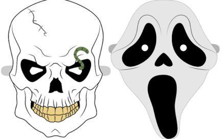 54 Best Mascaras Halloween Images Halloween Mask Party