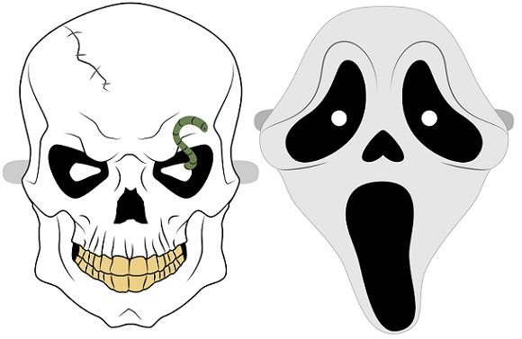 10 Terrorificas Mascaras Para Halloween Bebeazul Top