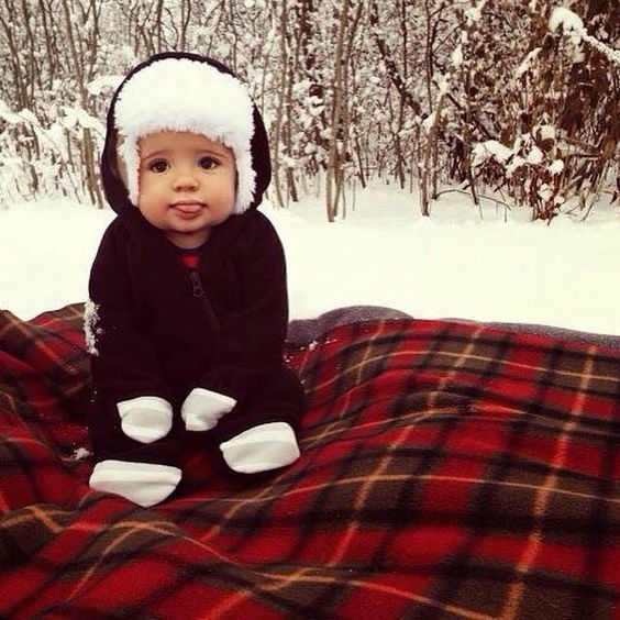 Cómo ayudar a tu bebé a adaptarse al invierno
