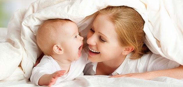 Comunicarnos con nuestros bebés es maravilloso