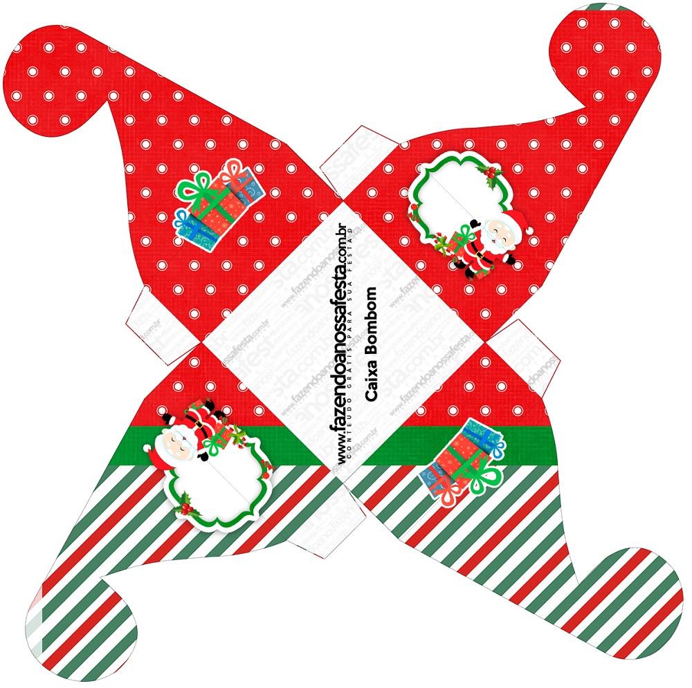 Cajitas regalitos para Navidad Mod. 7