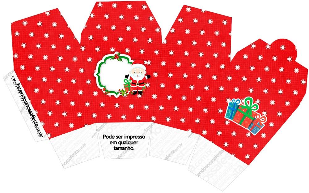 Cajitas regalitos para Navidad Mod. 8
