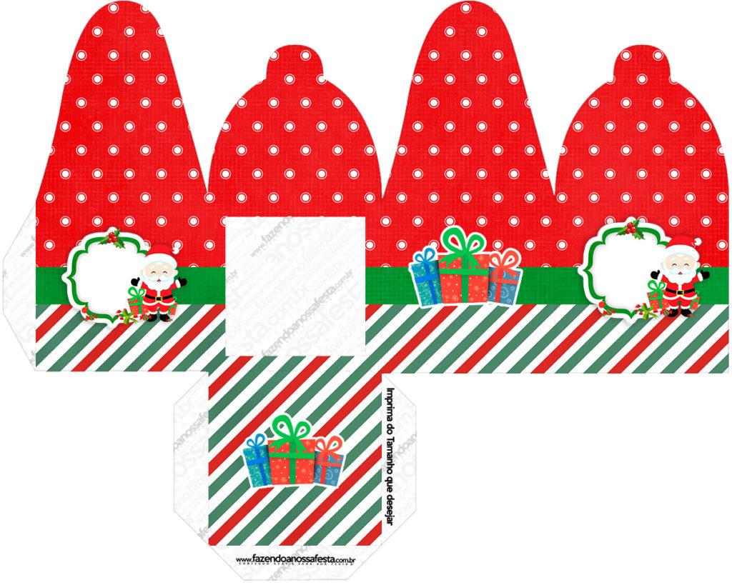 Cajitas regalitos para Navidad Mod. 9