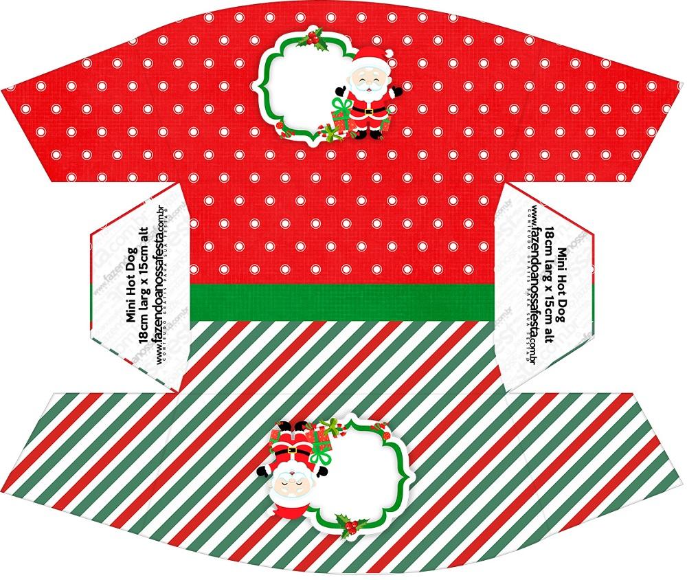 Cajitas regalitos para Navidad Mod. 13