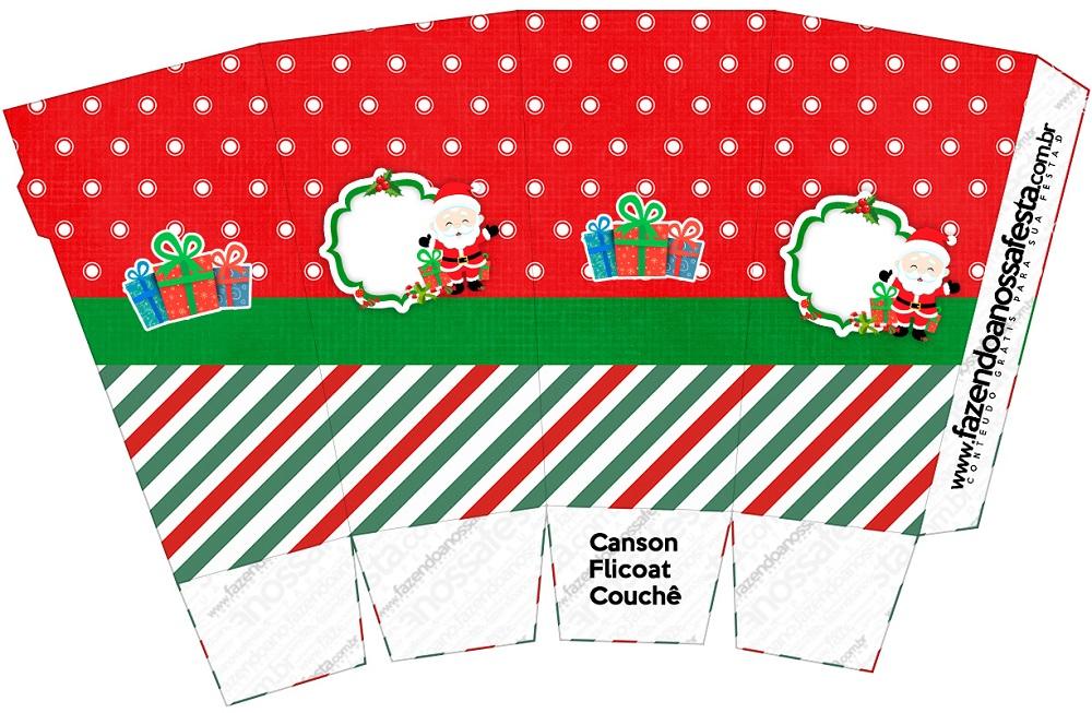 Cajitas regalitos para Navidad Mod. 15