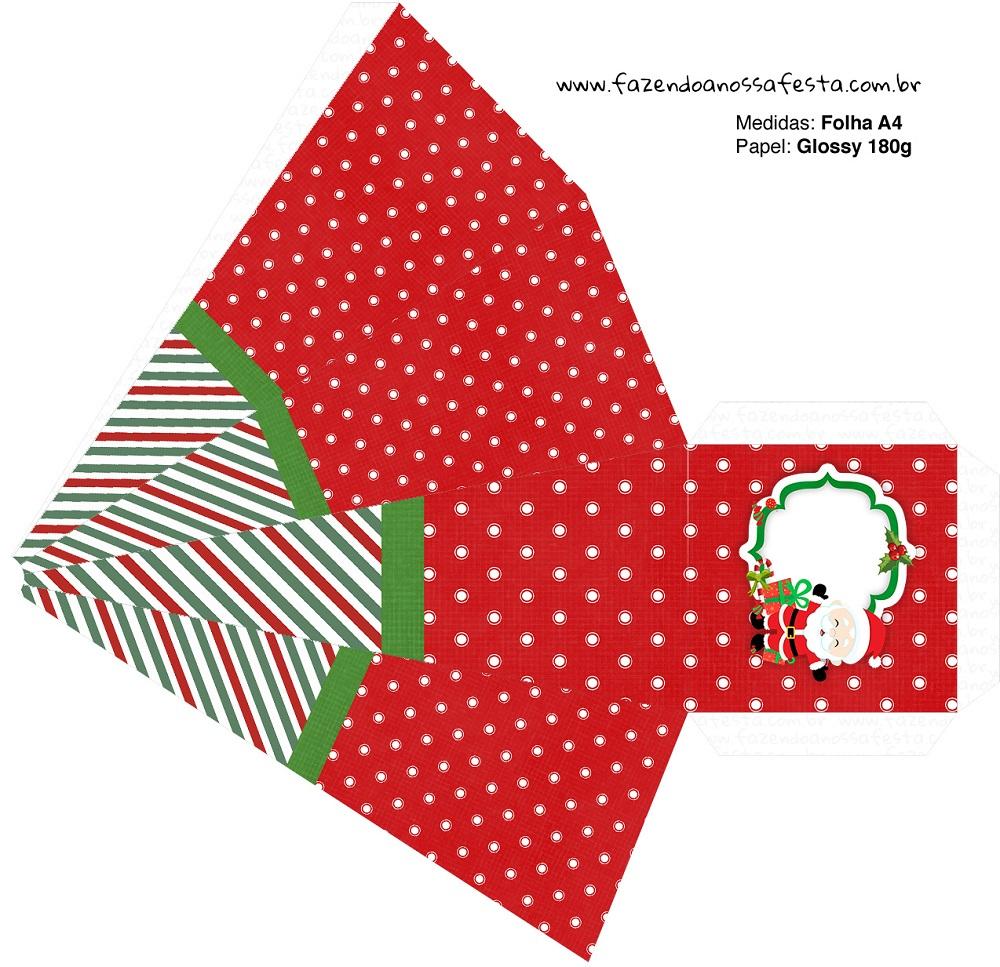 Cajitas regalitos para Navidad Mod. 16