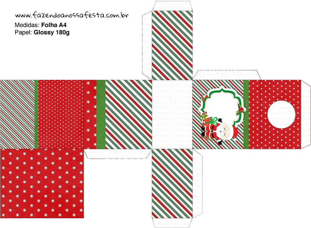 Cajitas regalitos para Navidad Mod. 17