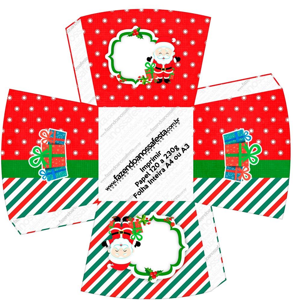 Cajitas regalitos para Navidad Mod. 18
