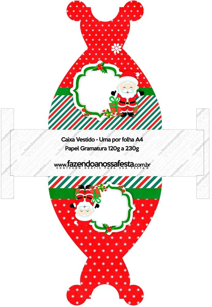 Cajitas regalitos para Navidad