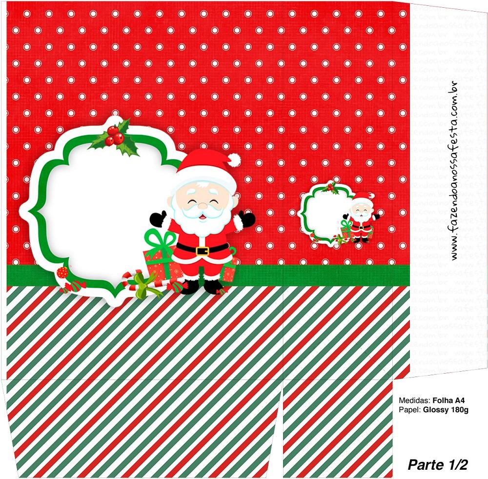 Cajitas regalitos para Navidad Mod. 3