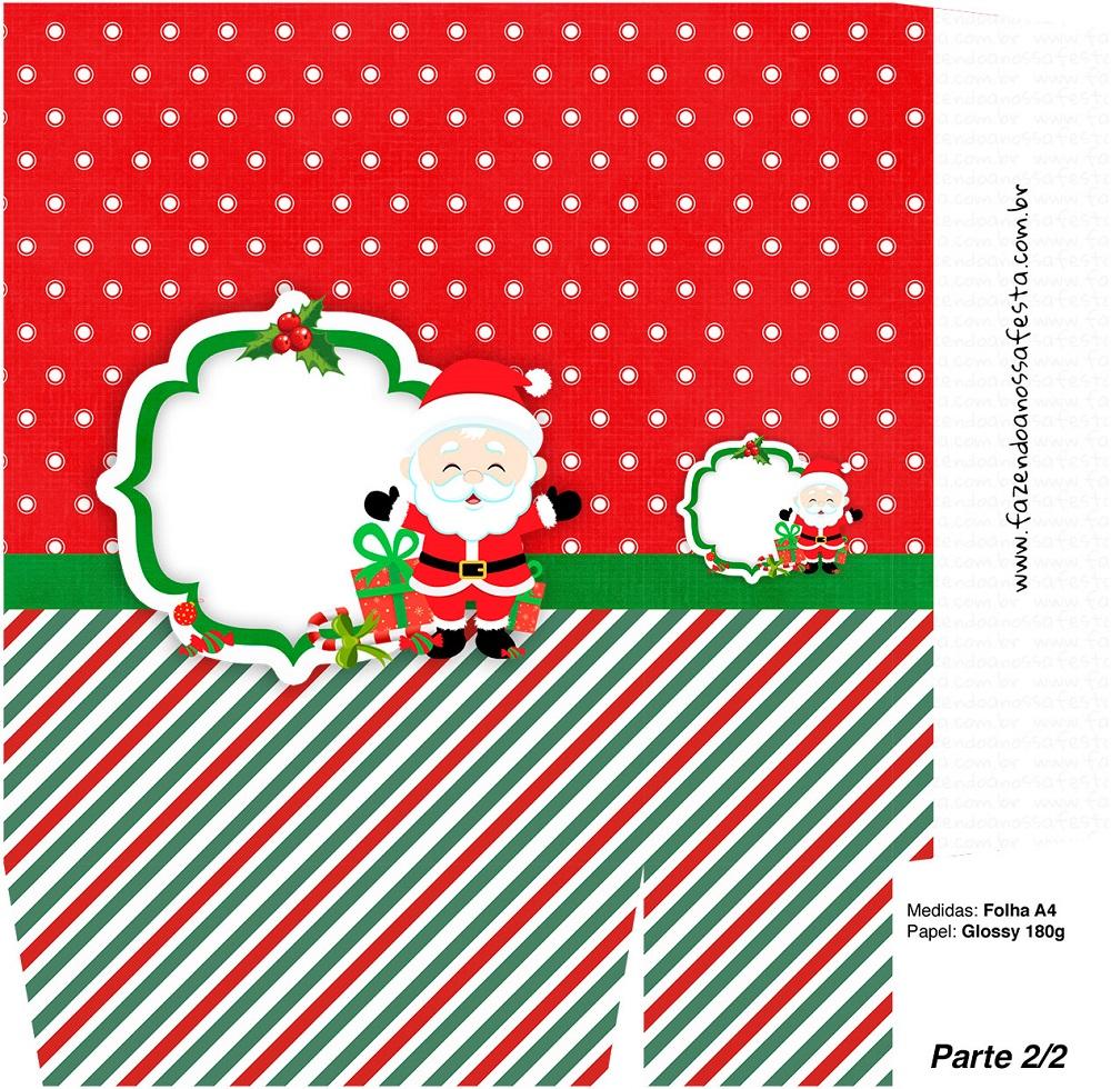 Cajitas regalitos para Navidad Mod. 4