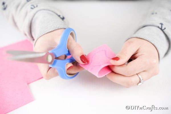 Como hacer un lazo para el pelo sin coser