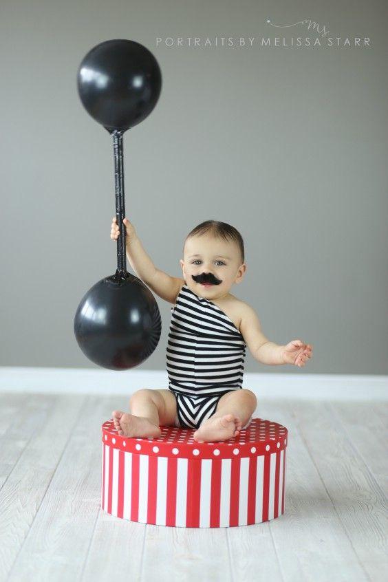 disfraz bebe forzudo