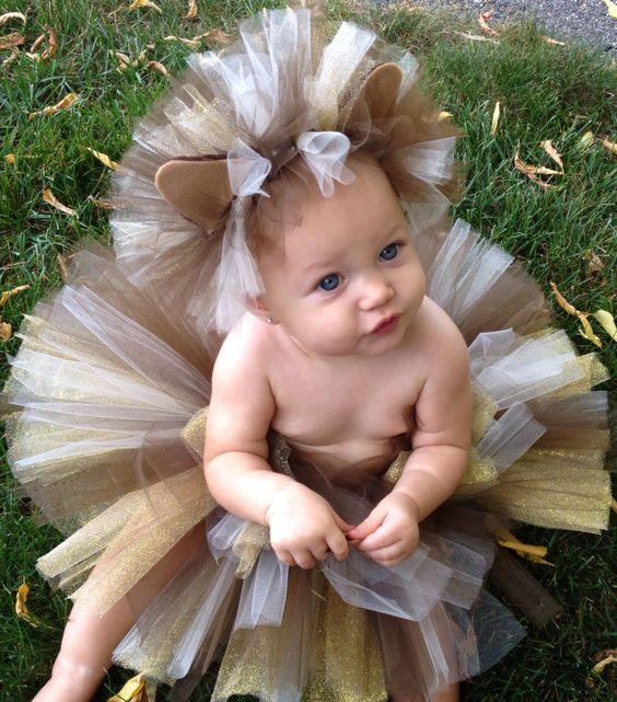 disfraz bebe leoncita carnaval