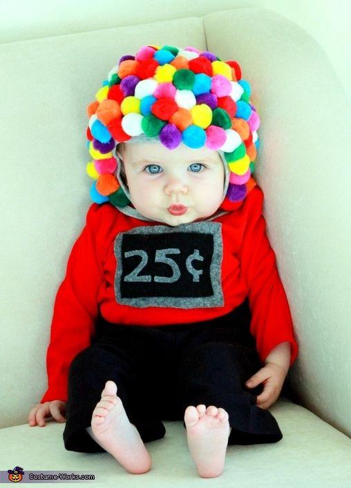 Disfraces que le puedes hacer a tu bebé