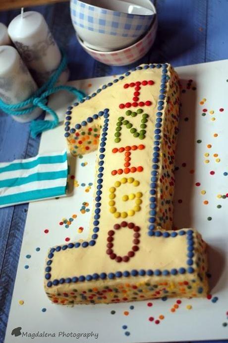 20 Tartas de Cumpleaños para 1 añito