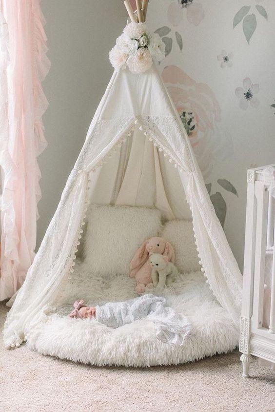 Zonas de juego perfectas para tu bebé