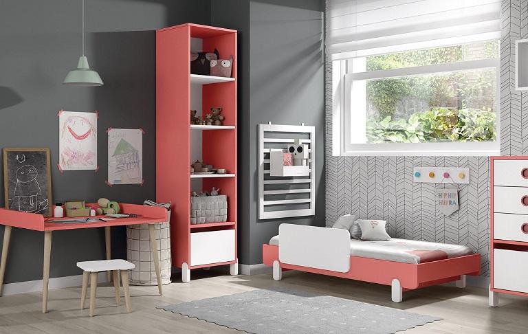 muebles adaptables para niños