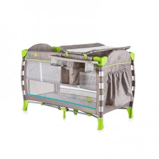 Cunas de viaje para bebés viajeros