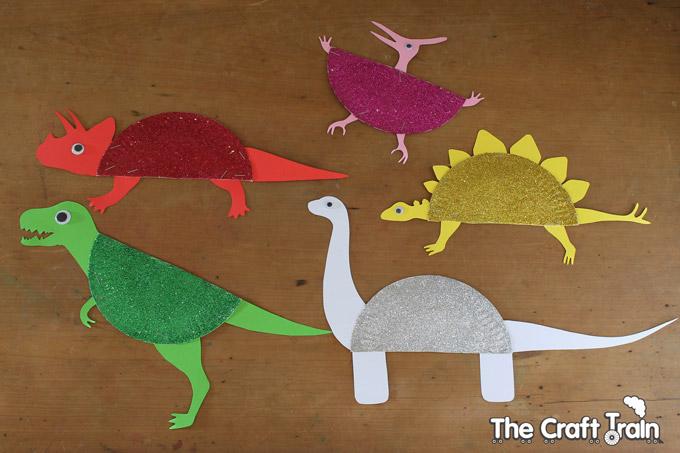 Fiesta de Cumpleaños con Dinosaurios /1