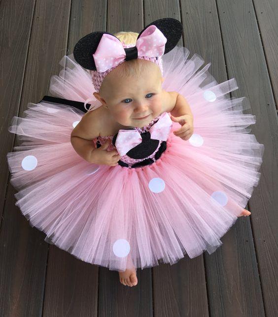 disfraces tutú para bebés y niñas