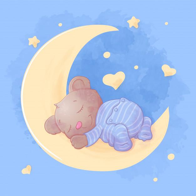 25 Ilustraciones infantiles imprimibles - Ositos y Koalas