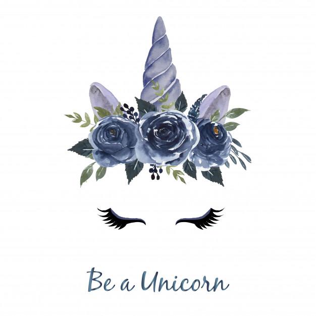42 Unicornios para imprimir y decorar su dormitorio