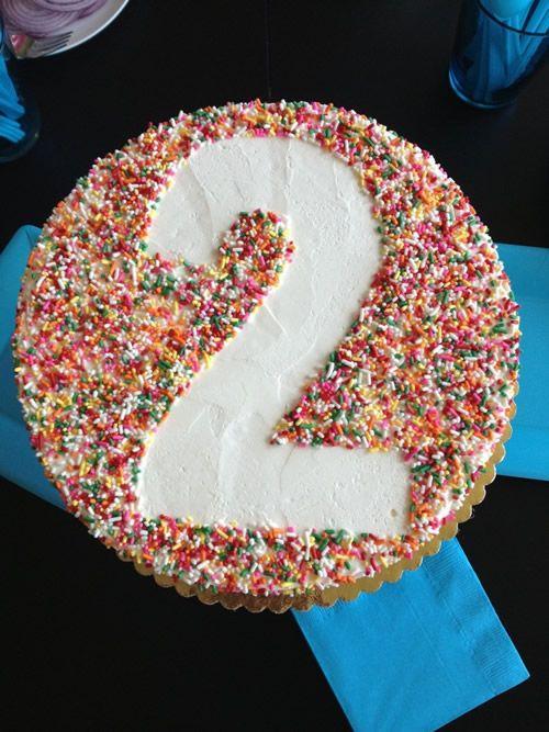 41 ideas para Tartas de 2 añitos