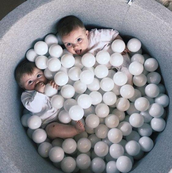 Piscinas de Bolas ¡las favoritas de los Bebés!