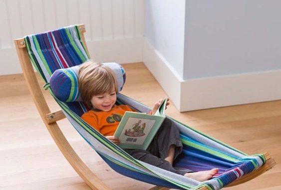asientos chulos para niños