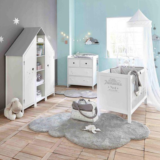 Cómodas maravillosas para el dormitorio de tu bebé